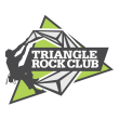 Triangle Rock Club logo