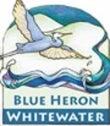 Blue Heron White Water