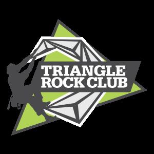 Triangle Rock Club logo